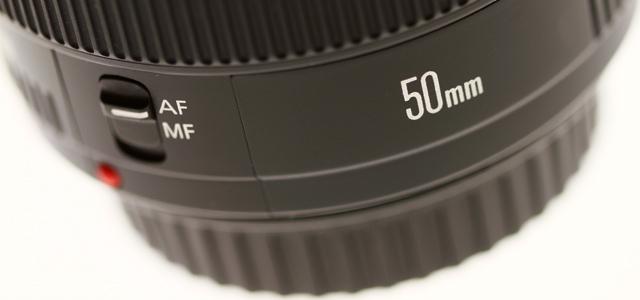 50mm Objektiv