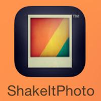 ShakeItPhoto App