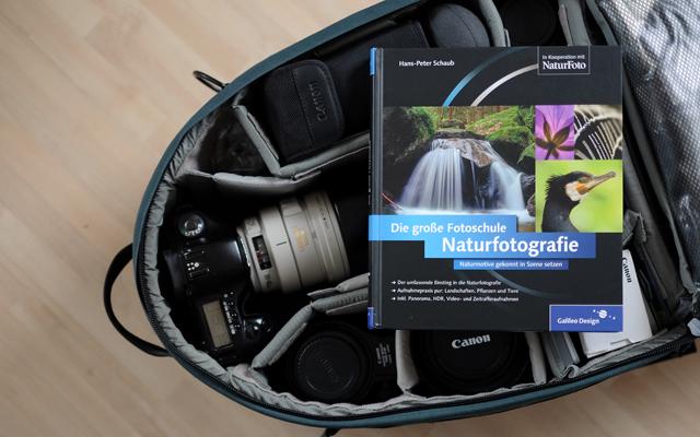 Die große Fotoschule Naturfotografie von Hans-Peter Schaub