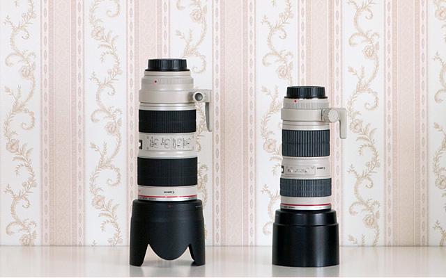 2.8er und 4er 70-200mm Objektive Vergleich