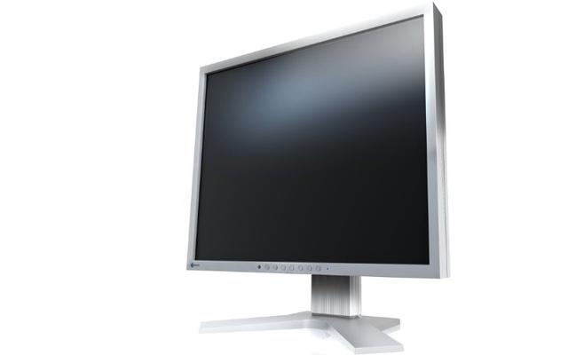Ein Monitor für die Bildbearbeitung
