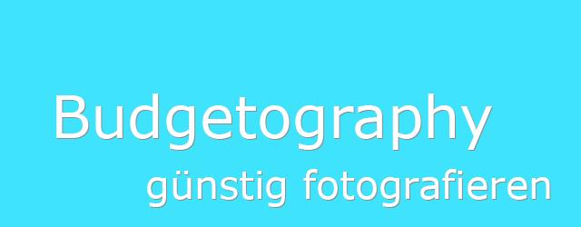 Grafik Budgetography günstig fotografieren