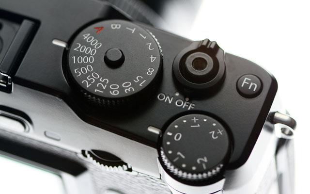 Fuji X Pro 1 Autofokus Auslöser