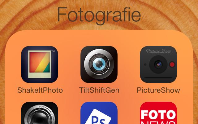 Foto Apps für iPhone und iPad