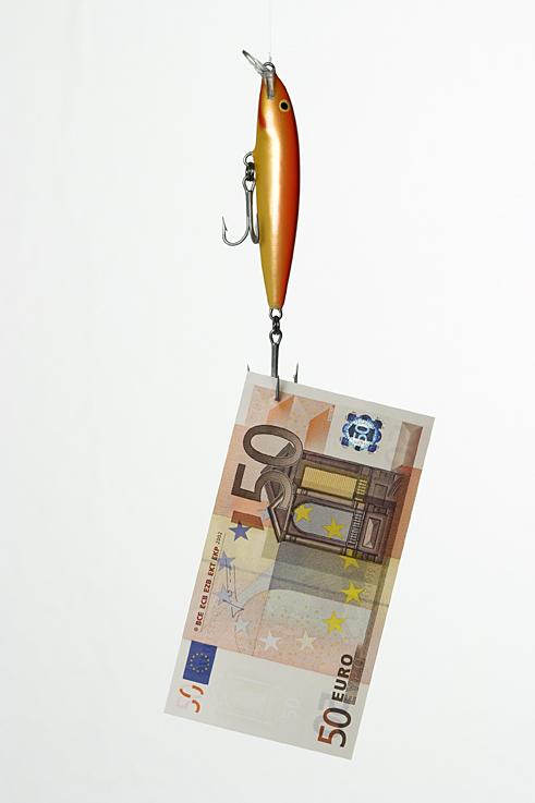 Jeder kann mit eigenen Fotos Geld verdienen