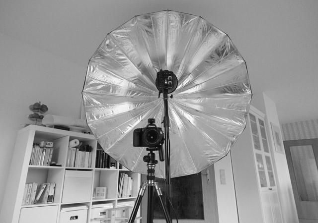 Der Aufbau meiner Selbstbau Photobooth