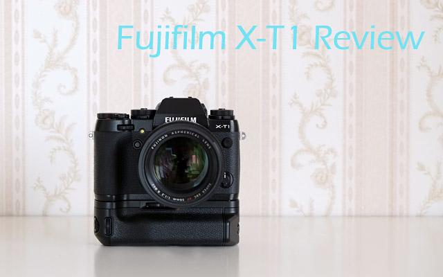 Fujifilm X-T1 Systemkamera
