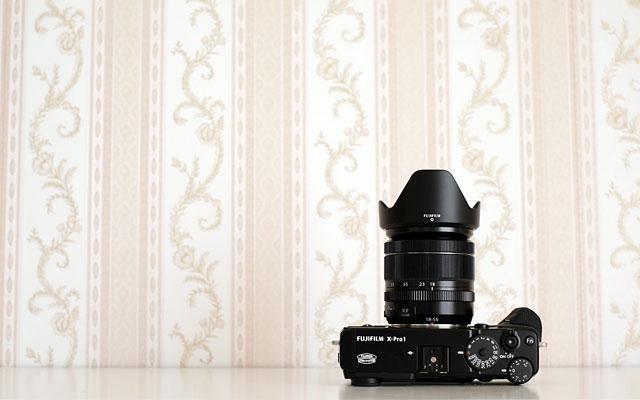Test Fujinon XF18-55mm 2,8-4 R LM OIS