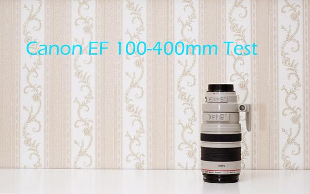 Test des Canon EF 100-400mm L IS USM Review