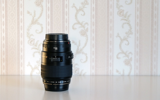 Testbericht des Canon EF 100mm 2.8 USm Makroobjektiv