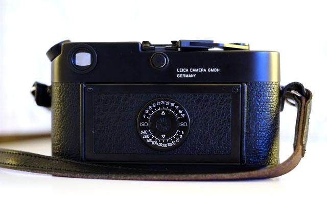 ISO Rad Leica M6 Classic