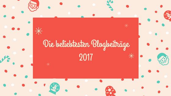 Header beliebteste Blogbeiträge 2017